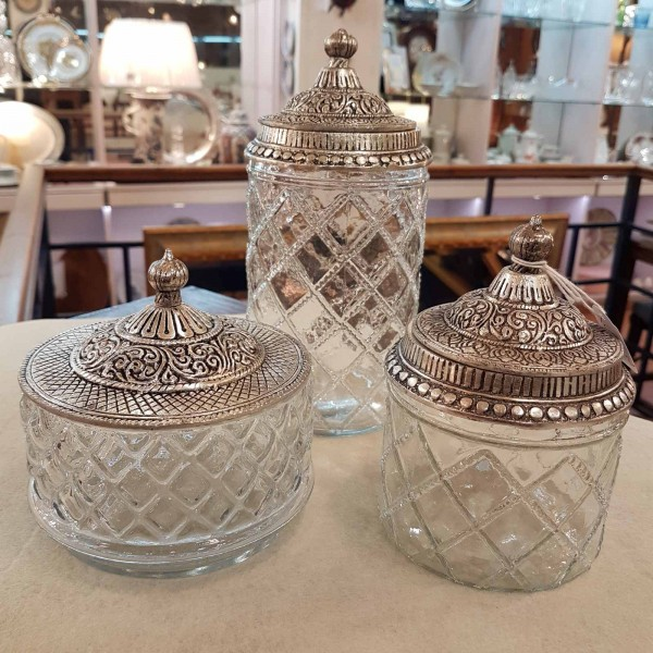 Aladdin jar set