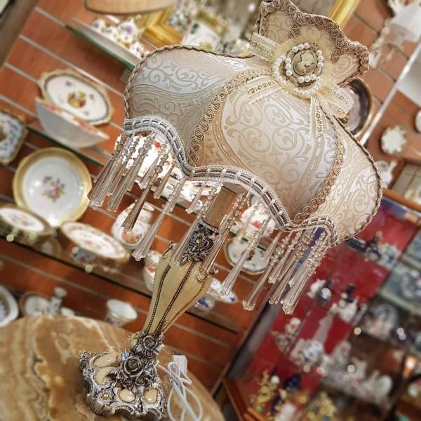 Λάμπα Barock gold vintage