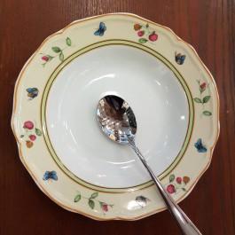 Πεταλούδες 6τεμ. βαθιά πιάτα
