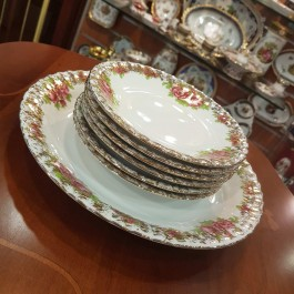 Royal Mitterteich σετ κέικ-γλυκών 7τεμ.