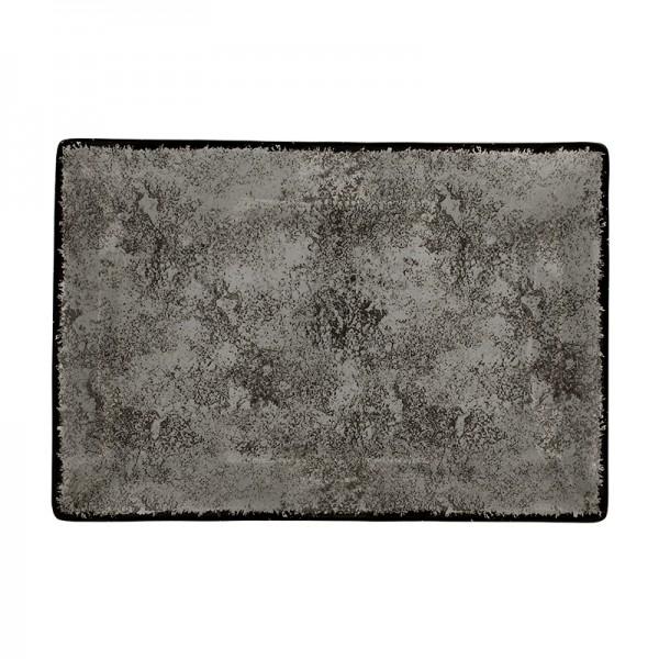 Sand grey πιατέλα ορθογώνια